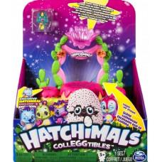 Интерактив. Яйцо Hatchimals Блестящая сцена